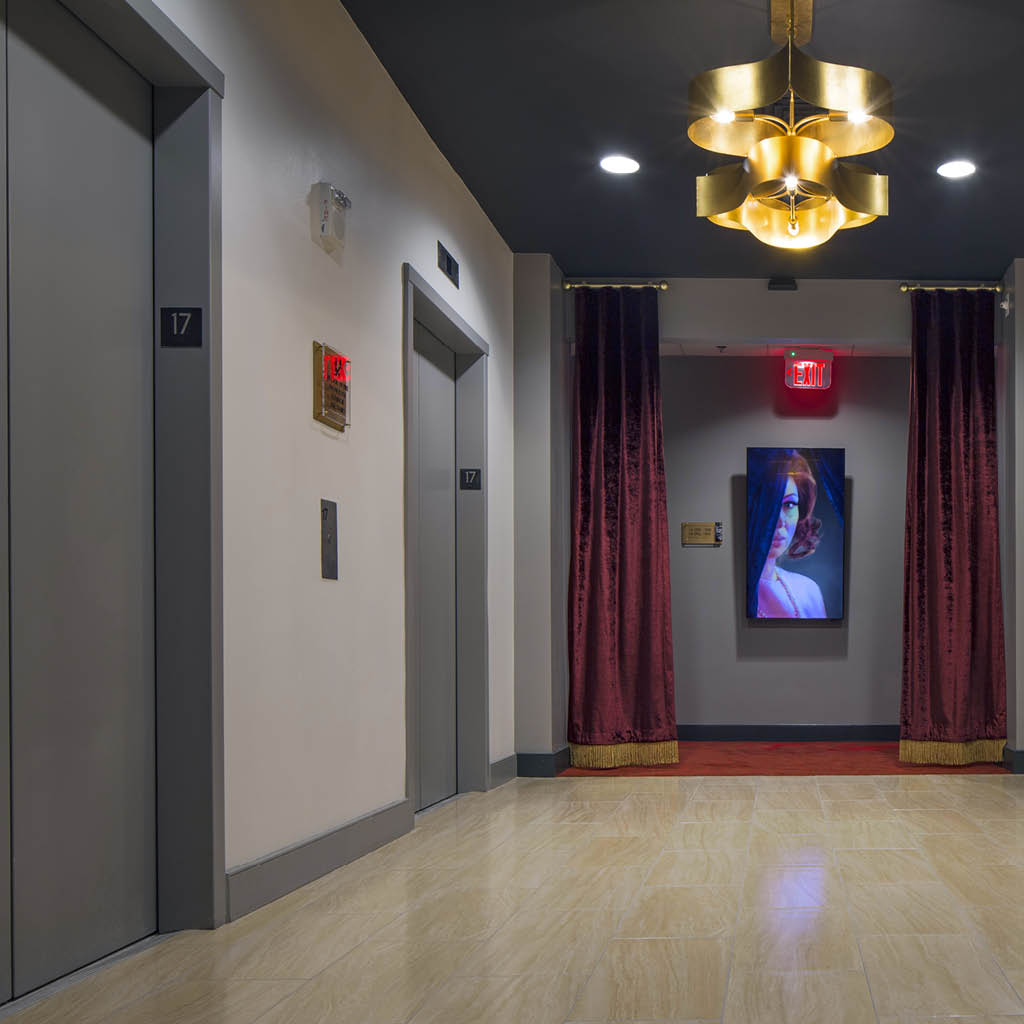 The Marquee In Room Directory-Safety